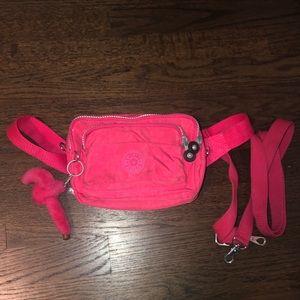 Pink Kipling Bag